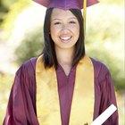 ¿Qué significan los colores en una estola de graduación?