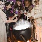 Actividades de Halloween asquerosas para niños