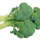 Cómo hacer una ensalada de brócoli y coliflor