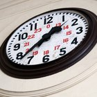 How to troubleshoot wall clocks