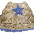 Convertir un sombrero de vaquero en un centro de mesa