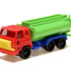 Como eliminar o mau cheiro de brinquedos de plástico