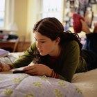 Cómo leer las notas en un diario de un adolescente