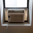 How to Vent a Portable Air-Conditioner Through Casement Windows