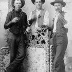 Vestimentas do velho-oeste norte-americano em 1800