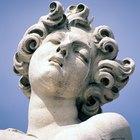 Quatro tipos diferentes de esculturas artísticas