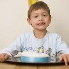 Cómo corregir un exceso de agua en una mezcla de pastel