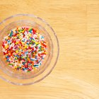 How to Add Sprinkles to Cake Mix