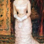 Vestimenta común de la década de 1870