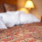 Cómo medir un cobertor de cama