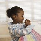 Oraciones católicas de buenas noches para niños