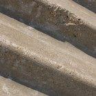 Cómo calcular el cemento para escaleras