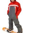 Guía para aprender a hacer snowboarding para niños