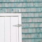 Como remover tinta de dobradiças de portas