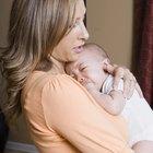 ¿Por qué vomita tu bebé cuando llora?