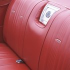 Como usar um secador de cabelos para remover rugas em assentos de couro