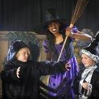 Cómo hacer un disfraz de brujo para Halloween