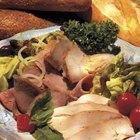 Salsas para servir con carne de cerdo