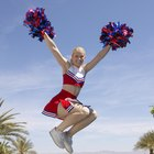 Beginning Cheerleading Stunts