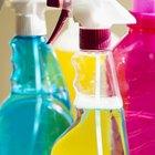 Limpiadores con ácido sulfónico