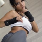 Kickboxing Workout & Routine