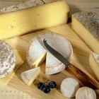Nombre de los quesos hechos con leche de cabra
