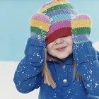 Actividades para los niños con la tristeza del invierno