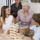 Ideas para juegos en la noche de iglesia en familia