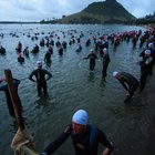 Tips for Swimming Better in a Half Ironman