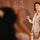 Jobs for Former Math Teachers