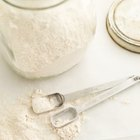 Sustitutos para el gluten vital de trigo