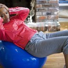 Can Lightly Bouncing on an Exercise Ball Help the Lymphatic System?