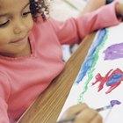 ¿Cuáles son los beneficios de las artes y manualidades para los niños?