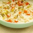 Cómo freir arroz