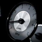 Cómo fabricar tú mismo un tacómetro para motores pequeños