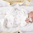 Cómo hacer ropa para bebés prematuros
