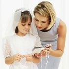 Información sobre la historia del rosario para niños