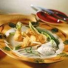 Cómo recalentar las sobras de la tempura de verduras