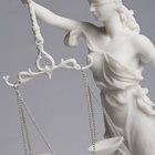 Significado de los símbolos de la Estatua de Justicia