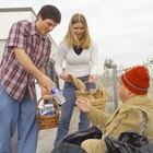 Iglesias que regalan alimento en Dallas, Texas