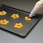 Como fazer biscoitos com um saco de confeiteiro