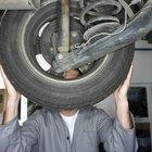 Você pode rodar com pneus desagregados até eles alinharem?