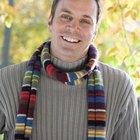 Consejos de moda para usar bufandas de hombre