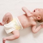 Cómo aliviar a un bebé de 3 semanas que sufre de gases