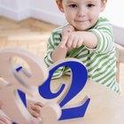 Jogos divertidos para ensinar números ordinais