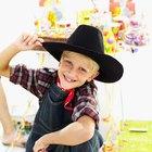 Ideas para decorar un pastel de cumpleaños con un caballo para niños