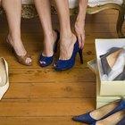 Cómo convertir un número de calzado europeo a un número de calzado estadounidense
