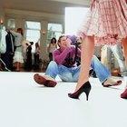 Ideas para el decorado de un desfile de moda