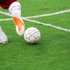 5 tipos de passes de futebol