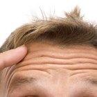 Cómo deshacerse de un remolino en el cabello de un hombre